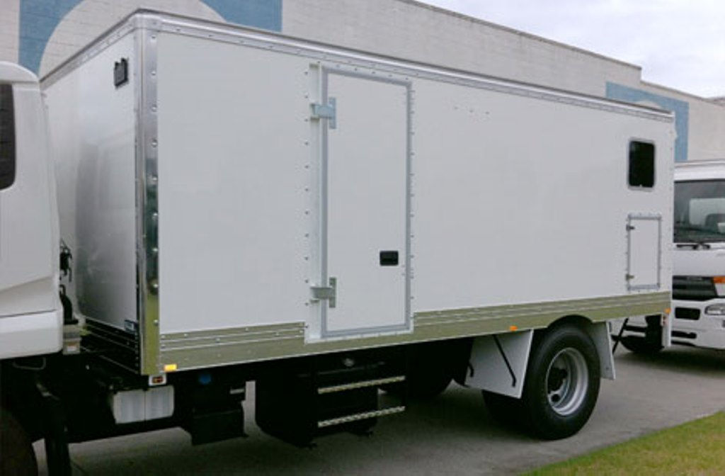 Truck Body 3